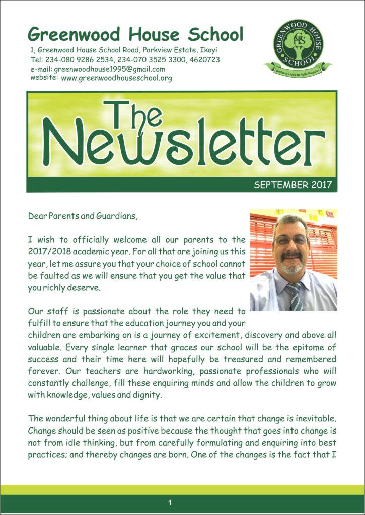 newsletter - Newsletter